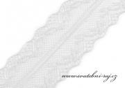 Zobrazit detail - Dekorační krajka, šíře 3,8 cm