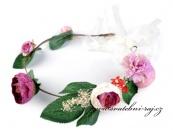 Zobrazit detail - Květinový věneček
