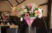 Váza Martini, výška 40 cm