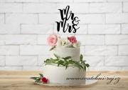 Zobrazit detail - Papírový zápich na dort