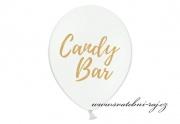 Zobrazit detail - Balónek s potiskem Candy Bar