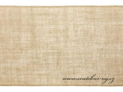 Přírodní jutový běhoun, šíře 28 cm x 5 metrů