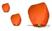 Létající přání oranžové