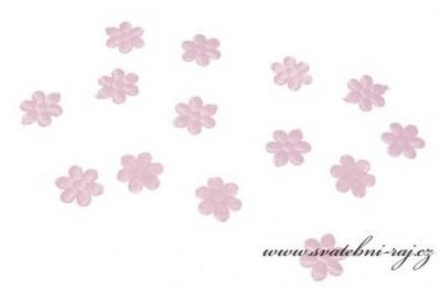Květinky růžové