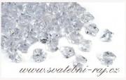 Zobrazit detail - Ledové krystaly v čiré barvě