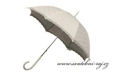 Krajkový deštník