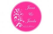 Zobrazit detail - Svatební logo