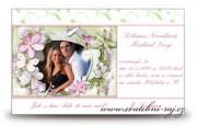Zobrazit detail - Svatební oznámení Flowers