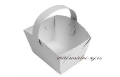 Košíček na výslužku