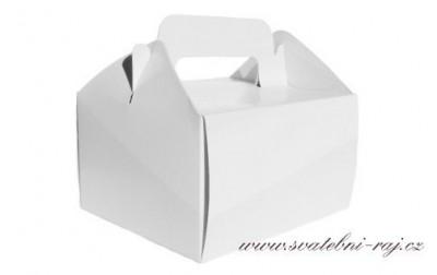 Krabička na zákusky