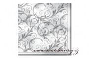 Zobrazit detail - Krásné svatební ubrousky