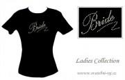 Zobrazit detail - Dámské tričko s nápisem
