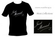 Zobrazit detail - Pánské tričko s nápisem