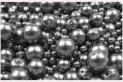 Zobrazit detail - Voskové perličky šedé
