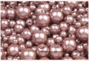 Zobrazit detail - Voskové perličky starorůžové