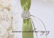 Zobrazit detail - Dekorační brož s perlami