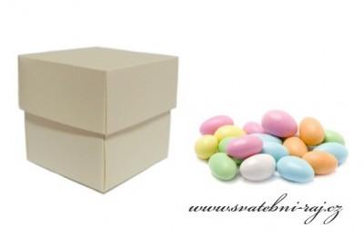 Krabička mandle