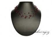 Pavučinka vínové barvy