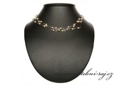 Pavučinka perly