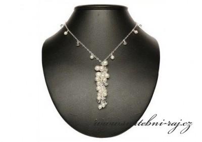 Svatební náhrdelník