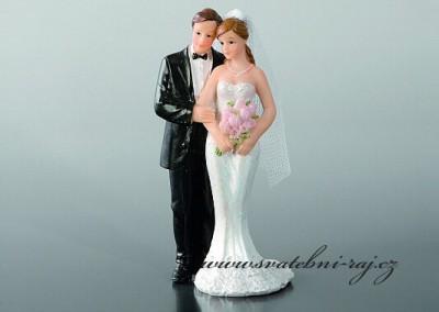 Figurka na svatební dort