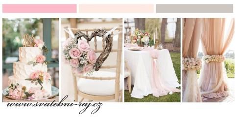 Vintage svatební tabule