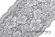 Zobrazit detail - Dekorační krajka šerpa, šíře 18 cm