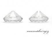Diamanty stojánky na jmenovku