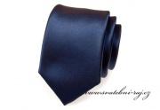 Zobrazit detail - Pánská kravata navy blue