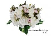 Zobrazit detail - Míchaná kytice na svatební automobil