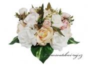 Zobrazit detail - Luxusní květina na svatební auto