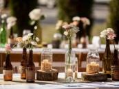 Svatební inspirace v přírodním stylu!
