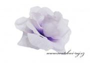 Taftová růže světle fialová