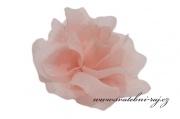 Taftová růže světle růžová