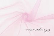 Zobrazit detail - Dekorační tyl růžový, šíře 150 cm