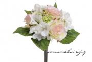 Zobrazit detail - Kytice s růžemi