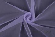 Šifon metráž poloprůsvitný - světle fialový