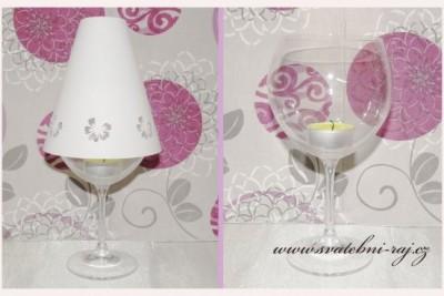 Originální lampička