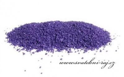 Písek fialový