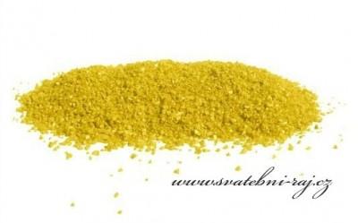 Písek žlutý