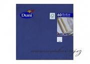 Ubrousky DUNI v barvě navy-blue