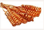 Zobrazit detail - Cane spring v oranžové barvě