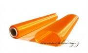 Zobrazit detail - Organza pomerančová
