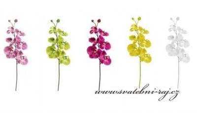 Textilní orchidej