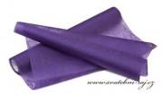 Vlizelín tmavě fialový, 50 cm x  10 m