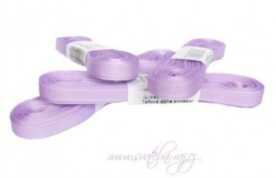 Taftová stuha lila