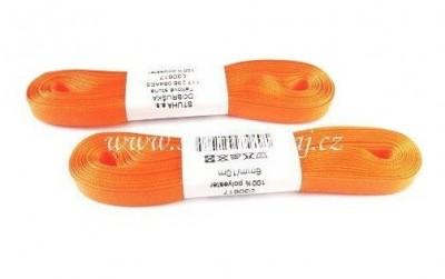 Taftová stuha oranžová