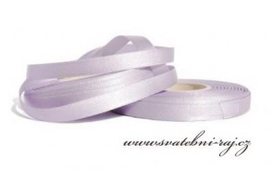 Svatební stuha lila