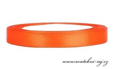 Vývazková stuha oranžová