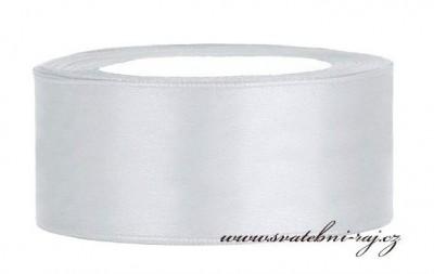 Stříbrná svatební stuha
